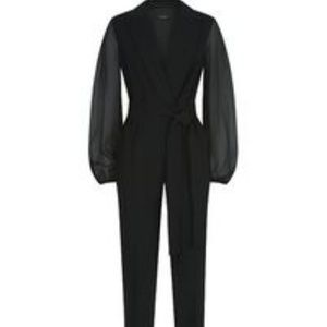 ESCADA Jumpsuit with Clear Blouse 2 pieces